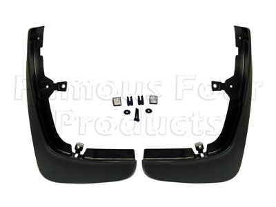 Picture of FF007887 - Rear Mudflap Kit