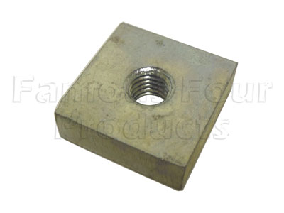 Spacer - Rear Tank Bolt Mounting
