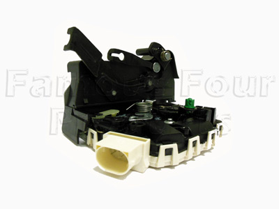 Door Latch Assy. -  -