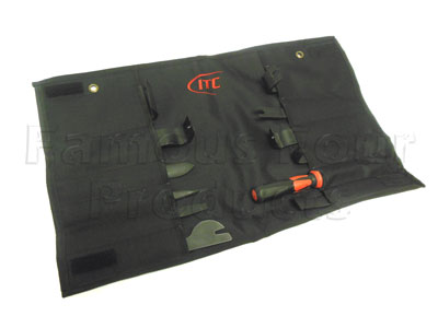 Trim Clip Removal Tool Kit