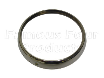 Headlamp Outer Finisher Ring