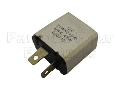 Flasher Relay - Standard Duty -  -