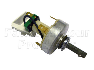 FF008012 - Series III Wash/Wipe Switch - Land Rover Series IIA/III