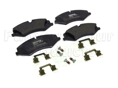Picture of FF008020 - Brake Pads
