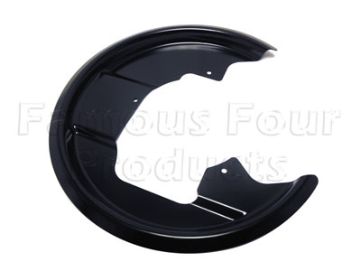 Picture of FF008022 - Shield - Front Brake Disc