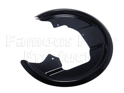 Picture of FF008023 - Shield - Front Brake Disc
