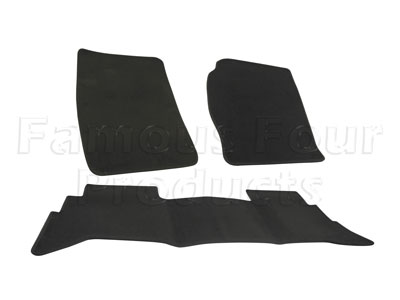 Picture of FF008027 - Footwell Carpet Over-Mats