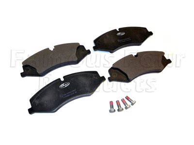 Picture of FF008096 - Brake Pads