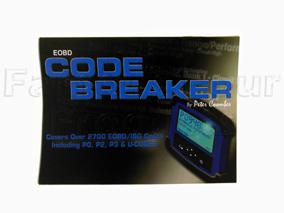 Picture of FF008098 - HAWKEYE Diagnostic CODE BREAKER Manual