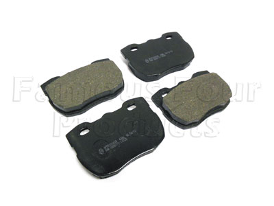 Picture of FF008170 - Front Brake Pads