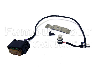 Water Temperature Sensor - Auxiliary Fuel Burning pre-Heater