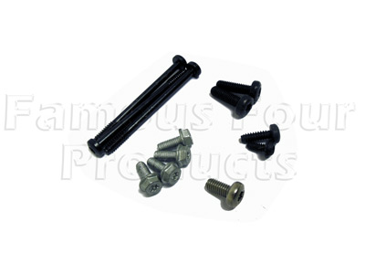 Picture of FF008195 - Fitting Kit -  Auxiliary Fuel Burning pre-Heater