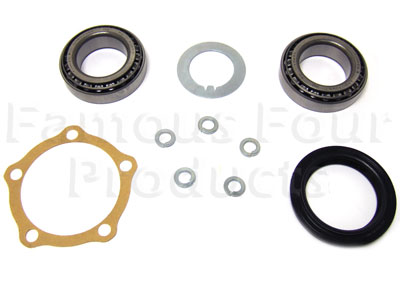 Wheel Bearing Kit (for later 7 Bolt Chrome Ball type axle)