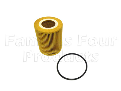 Picture of FF008319 - Oil Filter Element
