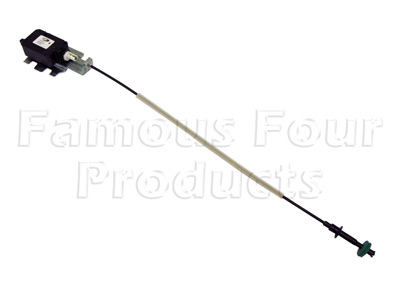 Picture of FF008325 - Actuator for Fuel Filler Flap