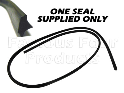 FF008334 - Filler Strip for Seal - Alpine Window - Land Rover Discovery 1990-94 Models