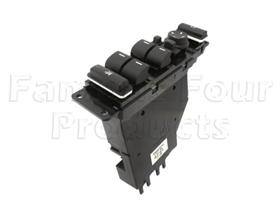 Drivers Door Switch Panel Assembly -  -