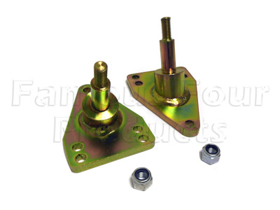 50mm Lowered Top Shock Absorber Mounts