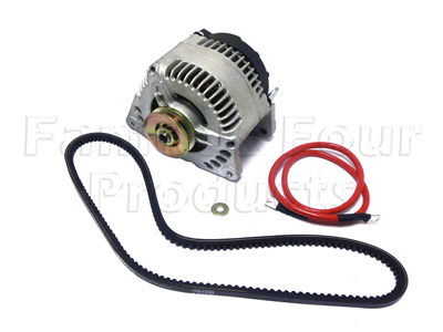 Picture of FF008368 - Alternator - 120 Amp Upgrade