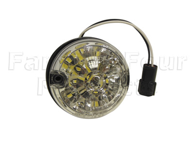 Picture of FF008377 - LED Front Side Light  - 3 inch diameter