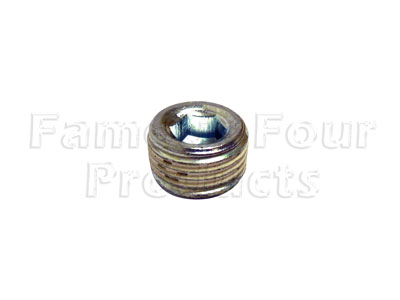 Picture of FF008424 - Filler Plug - Axle