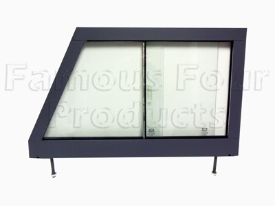 Door Top (Steel Frame) -  -