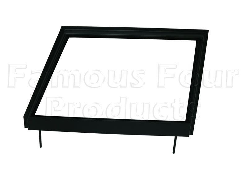 FF008479 - Door Top (Steel Frame) - Land Rover Series IIA/III