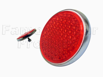 Picture of FF008512 - Rear Reflector - Circular