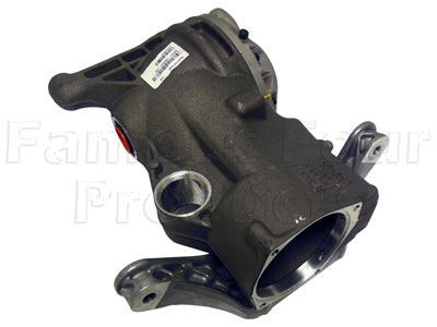 Rear Differential -  -