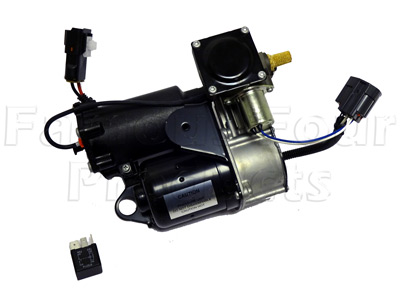 Compressor Air Suspension - Original Hitachi Version