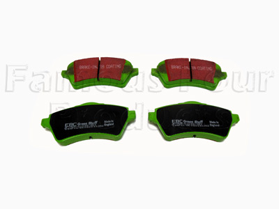 Picture of FF008544 - Front Brake Pads