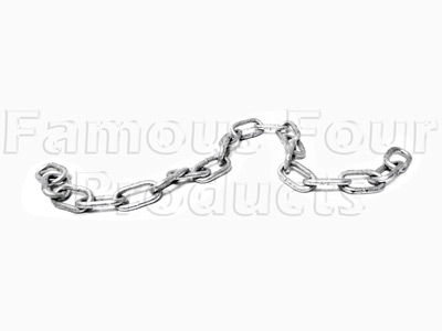 Picture of FF008561 - Chain for drop-down rear tailgate