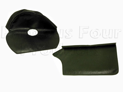 Spare Wheel and Tool Cover Trim Kit -  -
