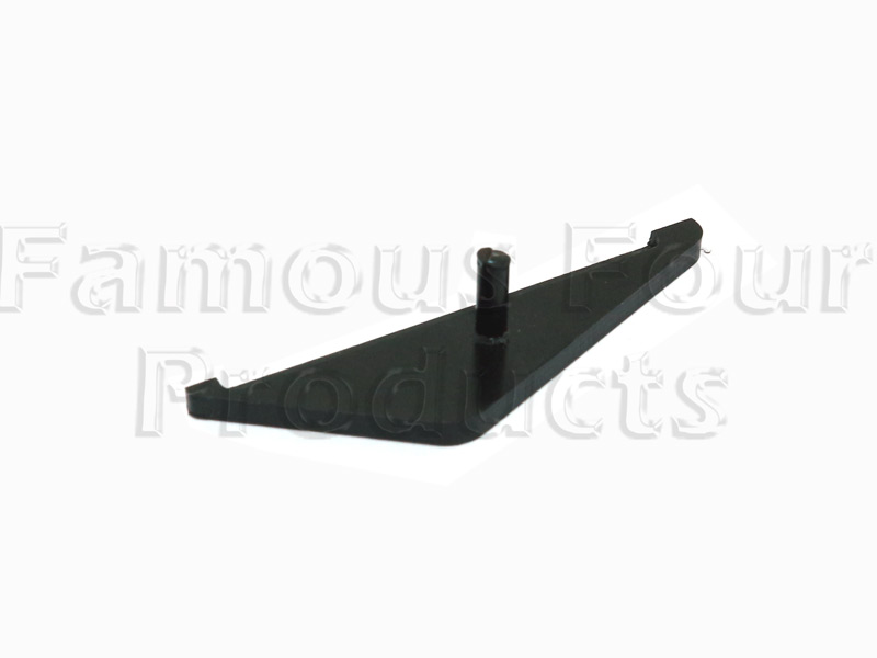 Bulkhead Vent Grille Trim Finisher