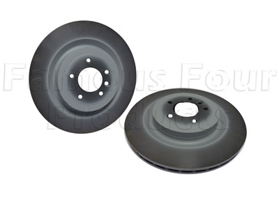 Picture of FF008660 - Brake Disc