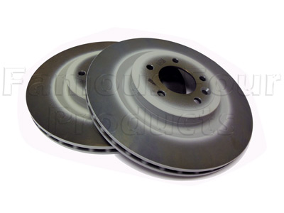 Picture of FF008662 - Brake Disc
