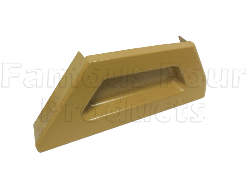 Seat Plinth Outer Trim Cover -  -