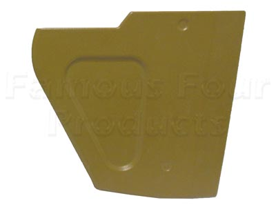 Picture of FF008668 - Front Footwell Side Trim Panel
