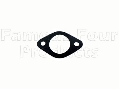 Picture of FF008671 - Carburettor Spacer Gasket