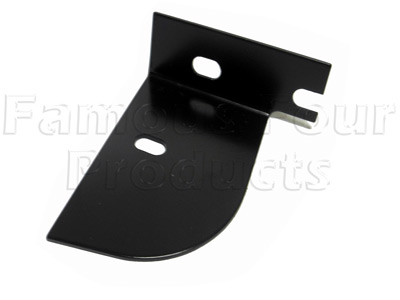 Bracket for Mudflap Rubber - Rear -  -