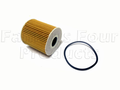 Picture of FF008699 - Oil Filter Element