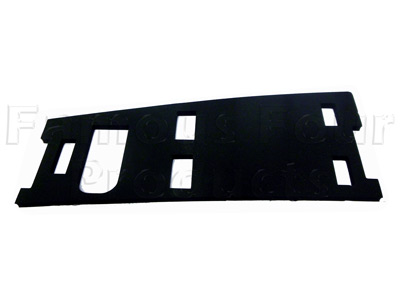 Gasket - Rear Side Reflector Lens ONLY