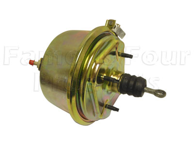 Picture of FF008717 - Brake Servo - Reconditioned Limited availability - Please call for more information