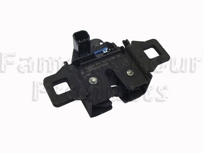 Vehicle Alarm Bonnet Latch and Switch