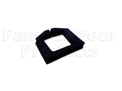 Foam Gasket - Door Check Strap