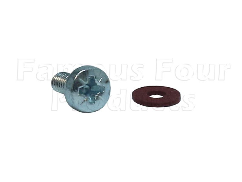 Picture of FF008753 - Screw - Lamp Lens
