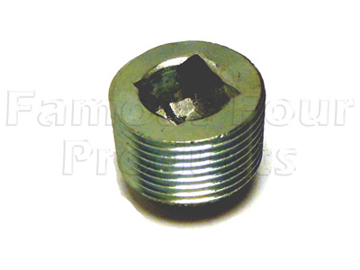 Picture of FF008757 - Axle Drain Plug - Magnetic