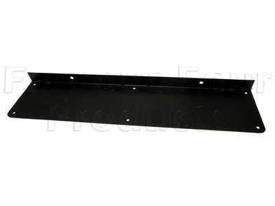 Front Number Plate Plinth -  -