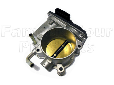 Picture of FF008855 - Throttle Body and Motor