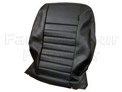 Picture of FF008880 - Re-Trim Cover - Front Outer Seat Back